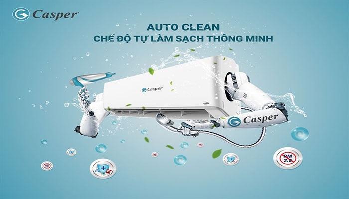 Chế độ tự động làm sạch i-Clean