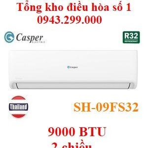Điều hòa Casper 9000BTU 2 chiều SH-09FS32