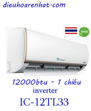 Điều-Hòa-Casper-IC-12TL33-12.000btu-1-chiều-Inverter