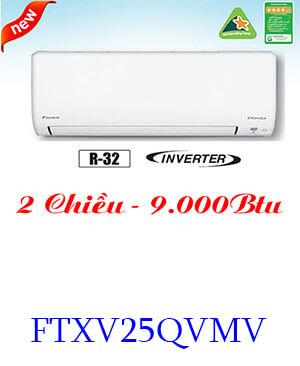 Điều-hòa-Daikin-FTXV25QVMV-9.000BTU-2chiều-inverter