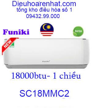 Điều hòa Funiki SC18MMC2 18000btu 1 chiều