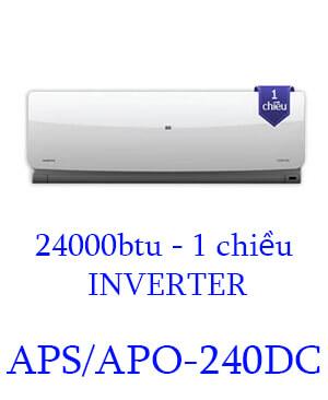 Điều-hòa-Sumikura-APS-APO-240DC-24.000btu-1-chiều-inverter