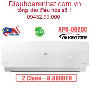 Điều hòa Sumikura APS/APO-H092DC 9.000btu 2 chiều inverter