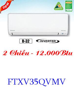 điều-hòa-daikin-FTXV35QVMV-12000btu-2-chiều-inverter-giá-rẻ