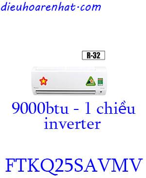 Điều-hòa-Daikin-FTKQ25SAVMV-9000Btu-1-chiều-inverter-VUA-GIÁ-GỐC-1