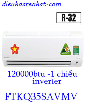 Điều-hòa-Daikin-FTKQ35SAVMV-12000Btu-1-chiều-inverter-VUA-GIÁ-GỐC