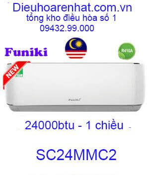 Điều hòa Funiki SC24MMC2 24000Btu 1 chiều