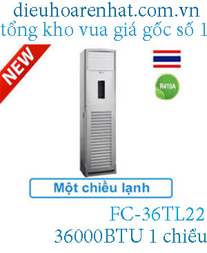 Điều hoà tủ đứng casper FC-36TL22 36000BTU 1 chiều. 1