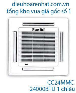 Điều hòa âm trần Funiki 24000BTU CC24MMC 1 chiều 2