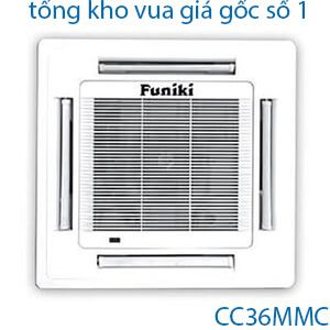 Điều hòa âm trần Funiki 36000BTU CC36MMC 1 chiều. 2