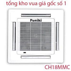 Điều hòa Funiki âm trần 18000BTU CH18MMC 2 chiều. 2