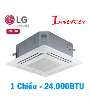 Điều hòa âm trần LG ATNQ24GPLE6 24000BTU 1 chiều inverter giá rẻ
