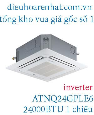 Điều hòa âm trần LG ATNQ24GPLE6 24000BTU 1 chiều inverter.1