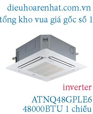 Điều hòa âm trần LG ATNQ48GPLE6 48000BTU 1 chiều inverter.1