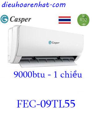 Điều-hòa-casper-fec-09TL55-9000btu-1-chiều-Gas-32-VUA-GIÁ-GỐC-1