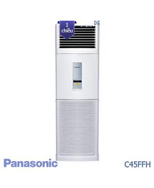 Điều hòa panasonic tủ đứng CU/CS-C45FFH 45000btu 1 chiều