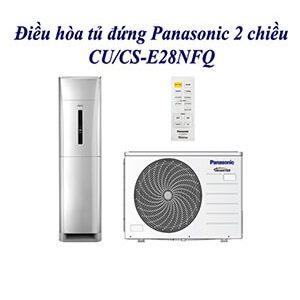 Điều hòa panasonic tủ đứng E28NFQ 28000BTU 2 chiều inverter