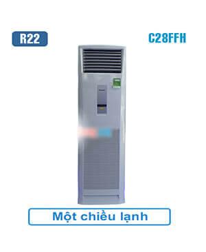 panasonic tủ đứng CU/CS-C28FFH điều hòa tủ đứng 28000btu 1 chiều