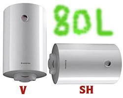 Ariston PRO R 80 SH 2.5FE bình nóng lạnh ariston 80 lít giá rẻ bình ngang