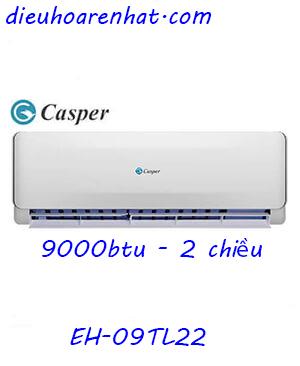 Casper-EH-09TL22-Điều-hòa-casper-9000btu-2-chiều-Vua-Gía-Gốc-1