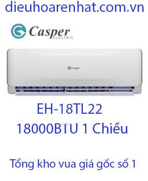 Casper EH-18TL22 Điều hòa casper 18000btu 2 chiều Vua Gía Gốc. (1)