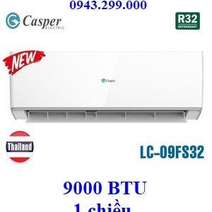 Điều hòa Casper 1 chiều LC-09FS32 9000 BTU