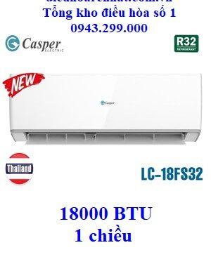 Điều hòa Casper 1 chiều LC-18FS32 18000 BTU