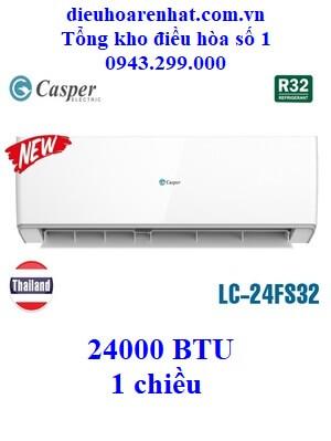 Máy lạnh Casper 2.5 HP LC-24FS32