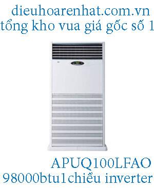 LG APUQ100LFAO điều hòa tủ đứng LG 98000btu 1 chiều inverter.1