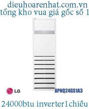 LG APUQ24GS1A3 Điều hòa tủ đứng LG 24000btu inverter 1 chiều.1