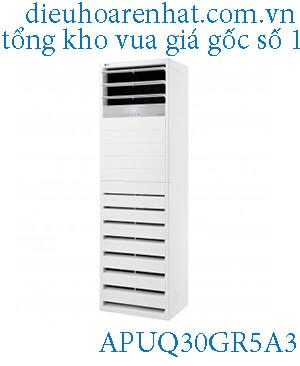 LG APUQ30GR5A3 Điều hòa tủ đứng LG 28000btu inverter 1 chiều.1