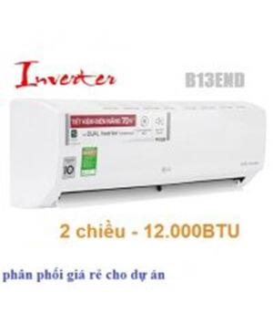 LG B13END Điều hòa LG 12000btu inverter 2 chiều-Vua giá Gốc