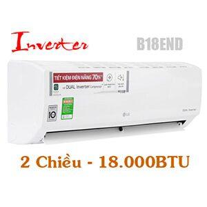 LG B18END Điều hòa LG 18000btu inverter 2 chiều-Vua giá Gốc