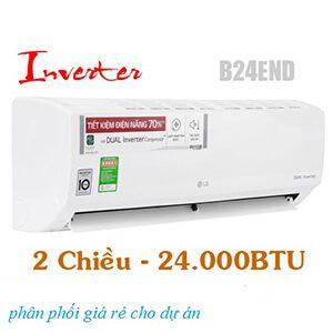 Lý do nên chọn mua điều hòa lg 24000 B24END