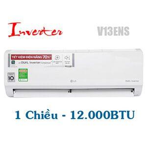 Điều hòa LG 12000btu inverter 1 chiều V13ENS