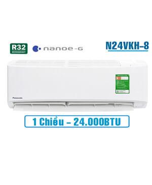 Panasonic N24VKH-8 Điều hòa panasonic 24000btu 1 chiều-Cam kết Rẻ