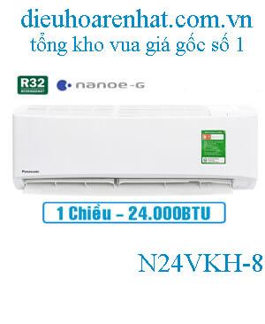 Panasonic N24VKH-8 Điều hòa panasonic 24000btu 1 chiều-Cam kết Rẻ..jpg1