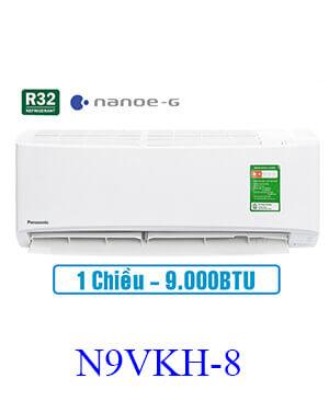 Panasonic-N9VKH-8.Điều-hòa-panasonic-9000btu-1-chiều-Cam-kết-Rẻ