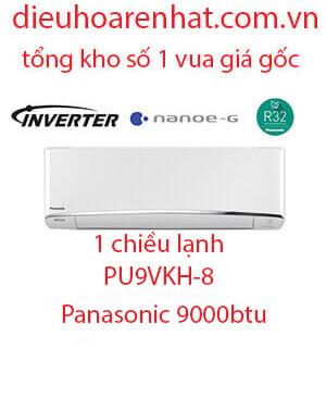 Panasonic PU9VKH-8 Điều hòa panasonic 9000btu 1 chiều-Cam kết Rẻ
