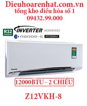 Điều hòa Panasonic 12000BTU Inverter 2 chiều Z12VKH-8