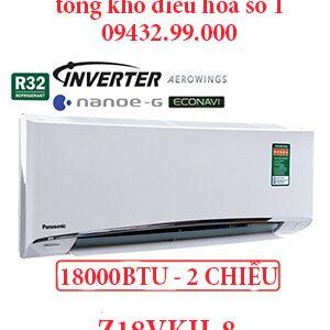Điều hòa Panasonic Z18VKH-8 18000BTU Inverter 2 chiều