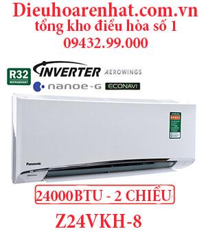 Điều hòa Panasonic Z24VKH-8 24000BTU Inverter 2 chiều