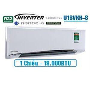 panasonic U18VKH-8 Điều hòa panasonic 18000btu inverter 1 chiều.Rẻ