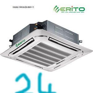 Điều hòa âm trần Erito ETI-CS30CN1 24000btu 1 chiều-vua giá rẻ uy tín