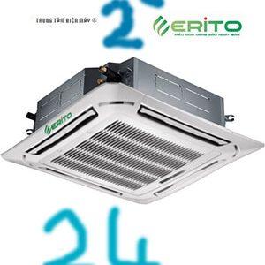 Điều hòa âm trần Erito ETI-CS30HN1 24000btu 2 chiều-vua giá rẻ uy tín