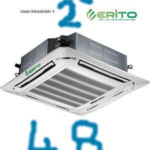 Điều hòa âm trần Erito ETI-CS50HN1 48000btu 2 chiều-vua giá rẻ uy tín