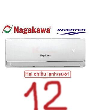 Điều hòa nagakawa NIS-A12IT 12000btu inverter 2 chiều-giá rẻ