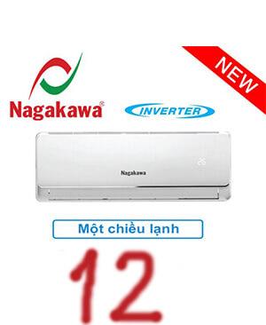 Điều hòa nagakawa NIS-C12IT 12000btu inverter 1 chiều