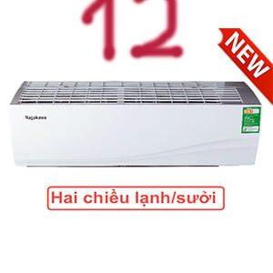 Điều hòa nagakawa NS-A12TL điều hòa nagakawa 12000btu 2 chiều Rẻ