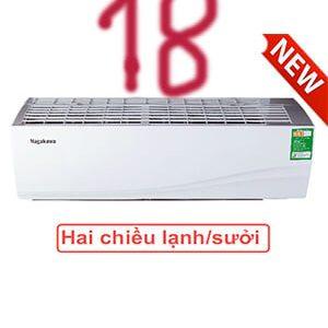 Điều hòa nagakawa NS-A18TL điều hòa nagakawa 18000btu 2 chiều Rẻ
